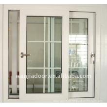 ventanas corredizas de marco de ventana de plástico / upvc