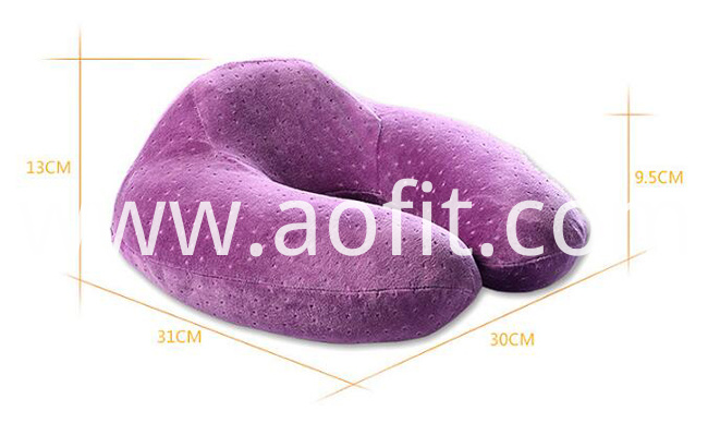 neck pillow memory foam