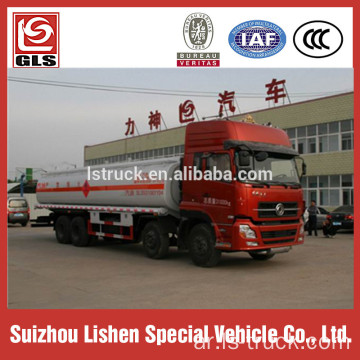 Dongfeng 8000 liter refueling truck , Fuel Tanker for sale