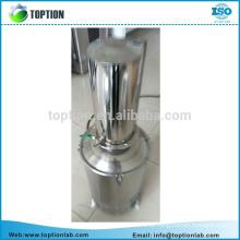 Destilador caliente ahorro de energía del agua de la venta de la manera para la autoclave