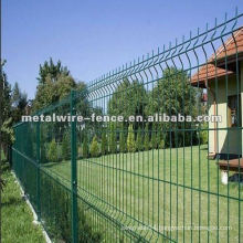 security welded galvanized wire mesh fence