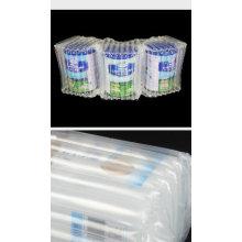 Airbag Verpackung Weinverpackung mit Schutz