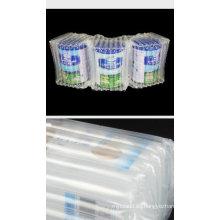 Bolsas de aire, embalaje vino con protección