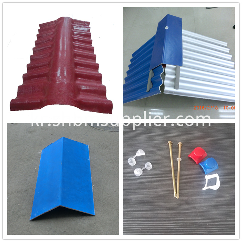 High Strength MgO Roofing Sheet