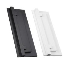 Professionelle beste Matched Konsole vertikale Stand Dock Mount Cradle Halter Passender Sitz für XBOX ONE S schwarz weiß Durable verwendet