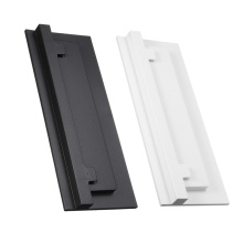 Professionnel Meilleure Correspondant Console Vertical Stand Dock Mont Berceau Support Convient Fit Pour XBOX ONE S Noir Blanc Durable Utilisé