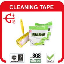 para limpiar la cinta de la alfombra