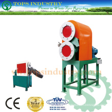High Quality Discarded Tire Slitter / Discarded Tire Strip Cutter / Waste Tire Strip Cutter / Waste Tire Crusher / Waste Tire Shredder (TPS-DTSC1200)