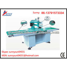 CNC400 Round Shape Glass Cutting Machine