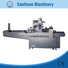 PLC control flow wrapping machine