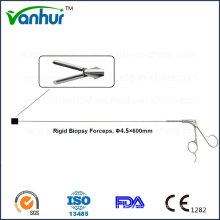 Ureterorenoscopy Instruments Rigid Biopsy Forceps