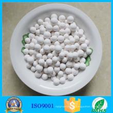Agente de eliminación de fluoruro de alúmina activado
