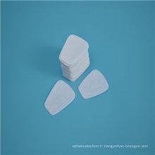 Nouveau design de masque à gaz en coton filtrant en forme de U