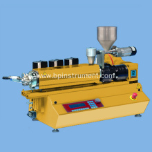 Desktop small twin screw extruder / Equipment control