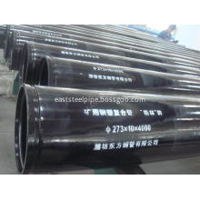 3LPE Fbe Coating Anti-Corrosion Pipeline