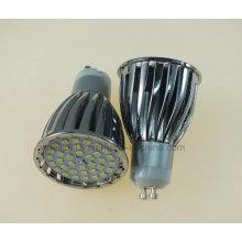 Новый 120degree Сид 2700K теплый белый GU10 7W СИД SMD светодиодные лампы свет