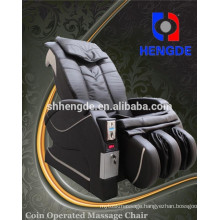 luxury full body coin operated vending massage chair/car wash coin,car wash self service,coin massage chair CM-03A
