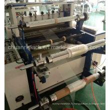 Aucun manuel, production de masse, forme spéciale étroite, rubans adhésifs à double face, produits de forme simple, découpeuse de trou