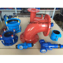 Ductile Cast Iron Saddle Clamp
