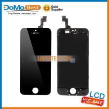100% тест оригинальные, высокое качество, lcd монитор, ЖК-передняя панель для iPhone 5S lcd