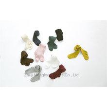 Estilo Invierno Solid Collar de algodón para niños Estilos básicos de desgaste exterior e interior