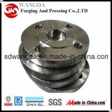 Acier au carbone RF ASTM A403 Bride CNAS GOST Bsw GB