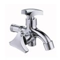 Bathroom dual function brass mop pool water mixer washing machine faucet