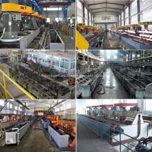 Planta de procesamiento de flotación para minería
