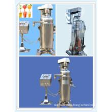 125 Gq Series High Speed Tubular Bowl Separator Machine for Brine Sludge