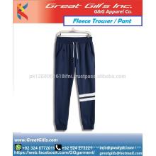 New Design Fashion fleece trouser for men and women / gym wear / gym cloths