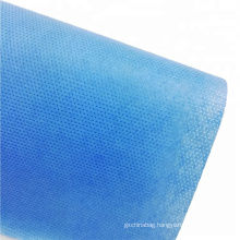Wholesale low Price NonWoven Fabric factory directly PP spunbond non woven fabric for Garment Home Textile