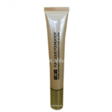 Tubo de Plástico de Cor Completa para pacote de tubo airless creme cosmético
