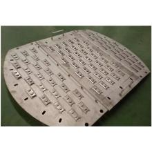 Bandeja de válvula flutuante de metal