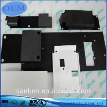 Gestanztes transparentes PC-Plastikblatt