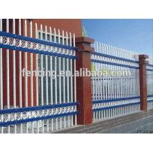 PalisadeFence para cercas de paliçada de chão / segunda mão