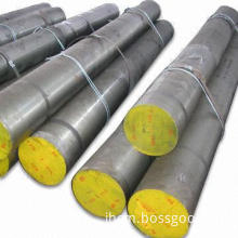 Carbon Steel Round Bars with 205 to 2,200mm Width and 20 to 300mm Thickness