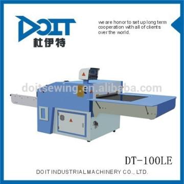 Máquinas de tejido neumático. Máquina de fusión continua DT-100LE