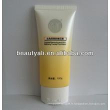 Tubes en plastique LDPE pour cosmétiques