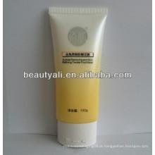 Tubo de plástico LDPE para cosméticos