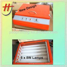 LT-280S hengjin vente à chaud mini photopolymère plaque d'exposition machine, offset plaque d'exposition machine, sérigraphie exposition machi