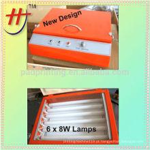 LT-280S máquina quente da exposição da placa do photopolymer da venda do hengjin mini, máquina da exposição da placa do offset, exposição machi da exposição da tela