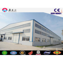 Large Span Light Steel Structure Warehouse (SSW-14340)