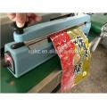 Impuls-Hand Hitze Verpackungsmaschine für Tasche