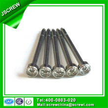 Hexagon Slotted Head Tapping Screw