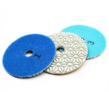 High Grade Diamond Abrasive Tool Star-shaped Diamond Polishing Pad