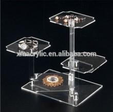 acrylic jewelry rack, acrylic display stand, multifunctional acrylic show shelf