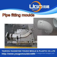 Fournisseur de moules en plastique pour la taille standard pp raccords de tuyaux moule en taizhou Chine