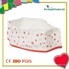 Folding Plastic Pet Dog Bowl (PH1302)