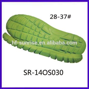 SR-140S029 Neue Kinder Größe Casual weiche eva Phylon Sohle