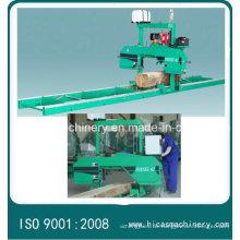 Hc600 Automatische industrielle horizontale Holzbandsäge